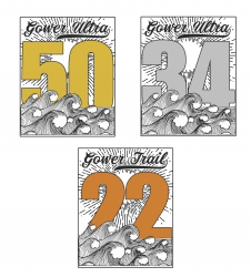 Gower Ultra 50, Ultra Bach & Trail Race