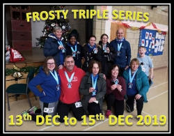 Frosty Triple Series - On the Edge