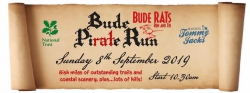 Bude Pirate Run