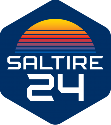 Saltire 24 and 12