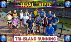Tidal Triple Series - Sandy Gap Gallop