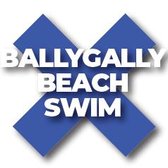 Ballygally Beach Swim