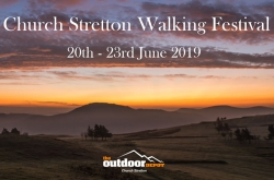 Church Stretton Walking Fest - Fri 19th