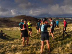 Trail Training Weekend in the Cheviots