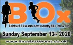 Lincs BOx Event Cross Country Duathlon