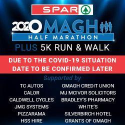 SPAR Omagh Virtual Half Marathon & 5k