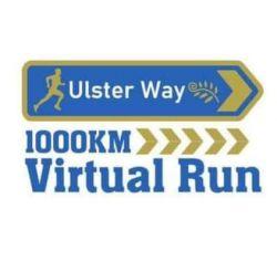 Virtual Ulster Way 1000km Run