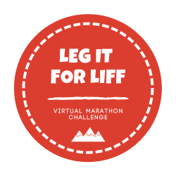 Leg it for Liff Virtual Challenge