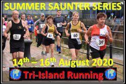 Virtual Summer Saunter Series