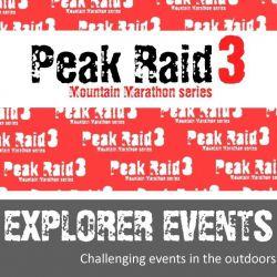 Peak Raid MapRunF/6 Winter Series 1 of 4