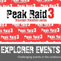 Peak Raid MapRunF/6 Winter Series 2 of 4