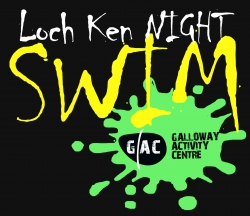 Loch Ken Wild Night Swim