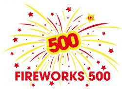 Fireworks 500