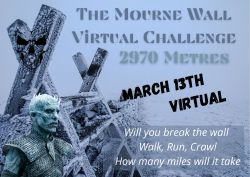 The Mourne Wall Virtual Challenge