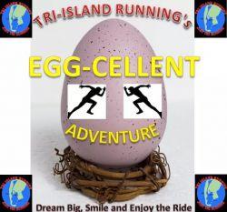 Egg-cellent Adventure Virtual Fun Run