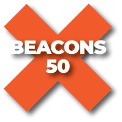 Beacons 50