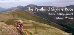 Pentland Skyline Hill Race