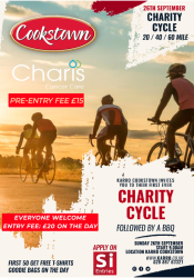 Karro Cookstown Charity Cycle