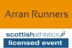 Whiting Bay Forest Trail Race  - Arran