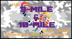 The Winter 10 & 3-mile Trail Race