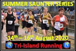 Summer Saunter Series 2020