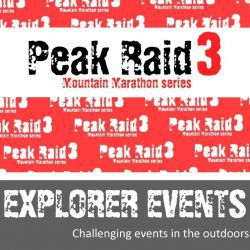 Peak Raid Winter Series – using MapRunF or MapRun6
